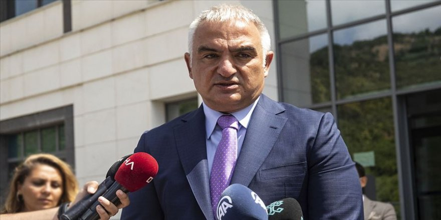 Bakan Ersoy: Türk-Alman Üniversitesi ilişkilerin daha kuvvetli hale gelebilmesi için önemli bir basamak