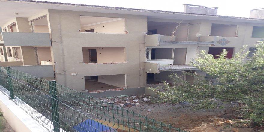 Gebze'de Metruk Binalar Vatandaşa Korku Veriyor