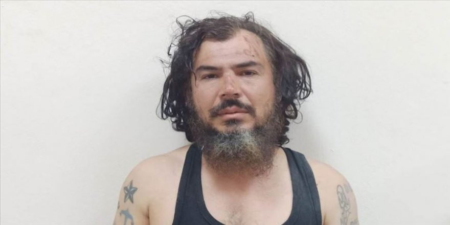 Hatay'da yakalanan terörist, cezaevinden firar edip terör örgütü El Kaide'ye katılmış