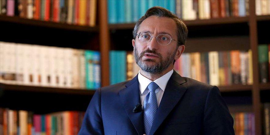 Cumhurbaşkanlığı İletişim Başkanı Altun: Bizim mücadelemiz bağımlılık tuzağından kurtulmak içindir