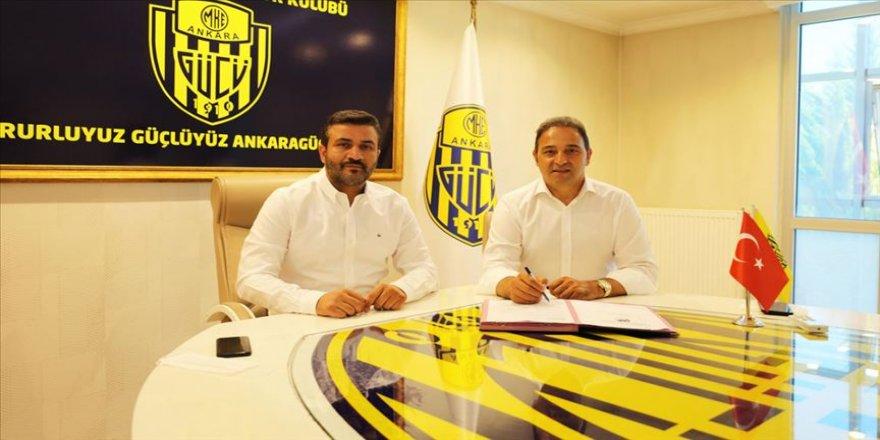 MKE Ankaragücü teknik direktör Fuat Çapa ile anlaştı