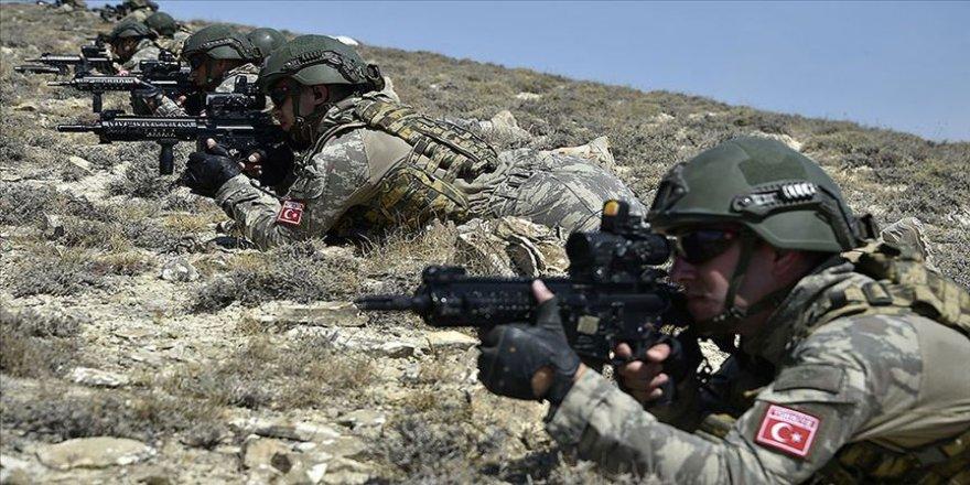Türkiye ve Azerbaycan'ın tatbikatına özel kuvvetler de katıldı