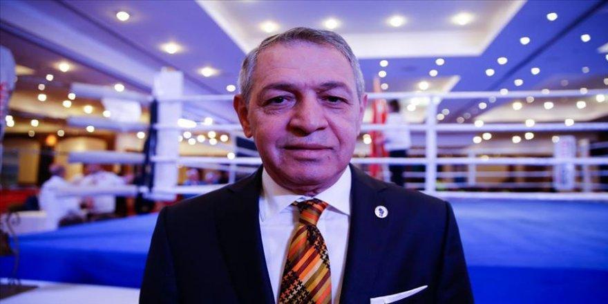 Türkiye Boks Federasyonu Başkanı Eyüp Gözgeç, milli sporcularına güveniyor