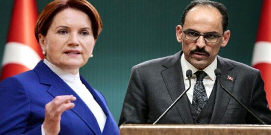 İYİ Parti'nin dayandığı sosyolojiye bakarsanız AK Parti ve MHP ile iç içedir