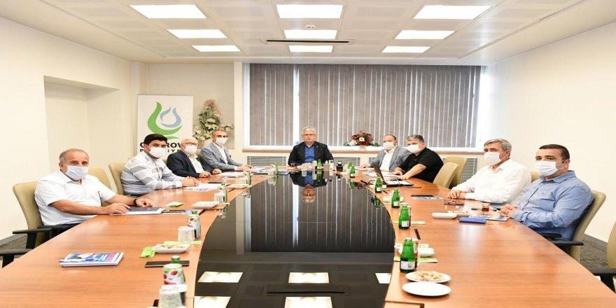 Başkan Çiftçi, Ellibeş'e Çalışmaları Anlattı