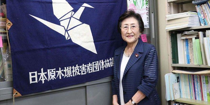Hiroşima'da atom bombası mağduru tanık olduğu trajedinin ağırlığını 75 yıldır taşıyor