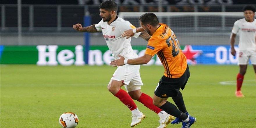 Shakhtar Donetsk ve Sevilla, UEFA Avrupa Ligi'nde yarı finalde