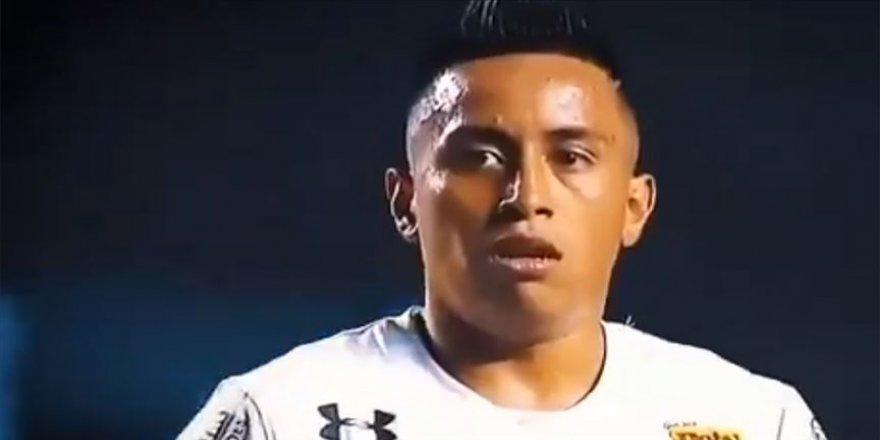 Yeni Malatyaspor, Perulu futbolcu Christian Cueva ile prensipte anlaştı