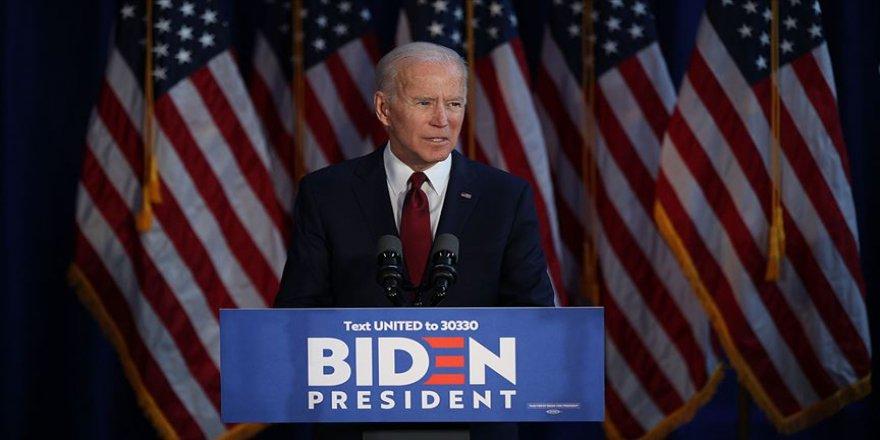 ABD'de başkan adayı Joe Biden yardımcı olarak Kamala Harris'i seçti