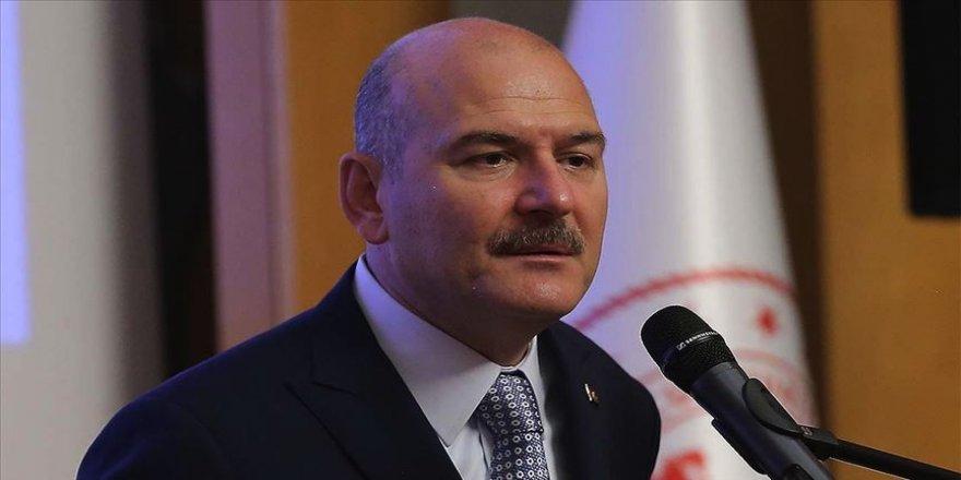 İçişleri Bakanı Soylu: Yıldırım-5 Operasyonu başlatıld
