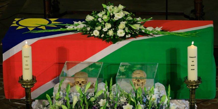 Namibya, Almanya'nın 'soykırım tazminatı' teklifini kabul etmedi