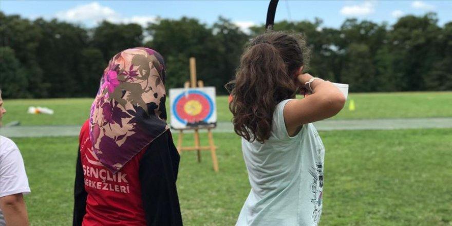 Çocuklara ve gençlere kamplarda 'mahremiyet bilinci' eğitimi