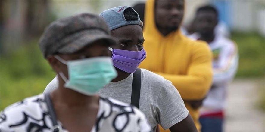 Afrika'da Kovid-19 vaka sayısı 1 milyon 70 bini aştı