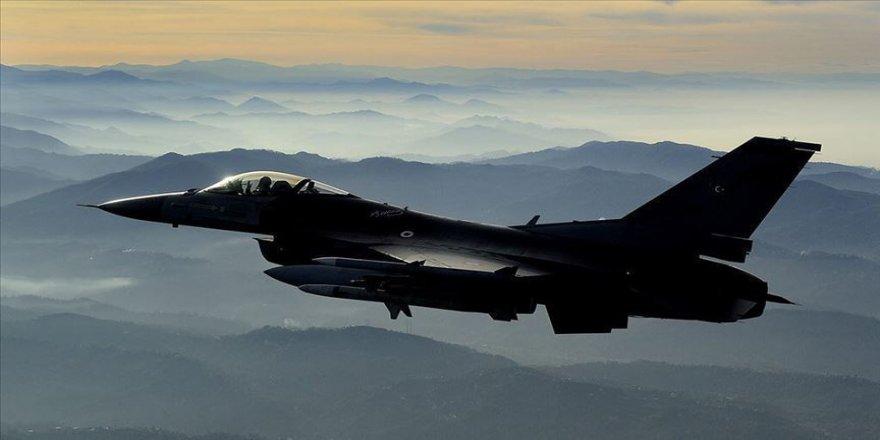 Irak'ın kuzeyinde PKK'lı 3 terörist hava harekatıyla etkisiz hale getirildi