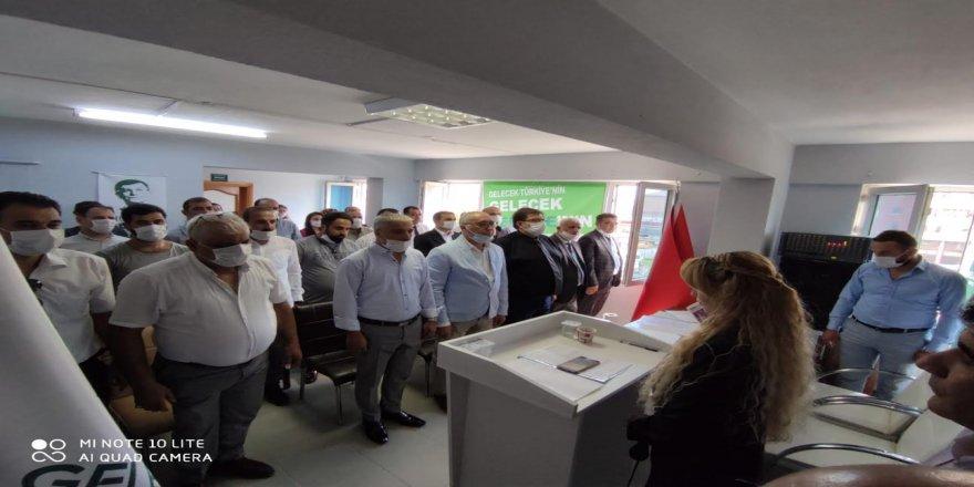 Kongrede bakan Kasapoğlu istifaya davet edildi…