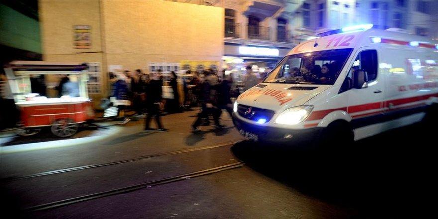 Esenyurt'ta 3 ay önce yüksekten düşen polis memuru şehit oldu