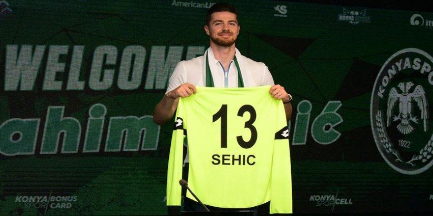 Konyaspor Sehic'i kadrosuna kattı