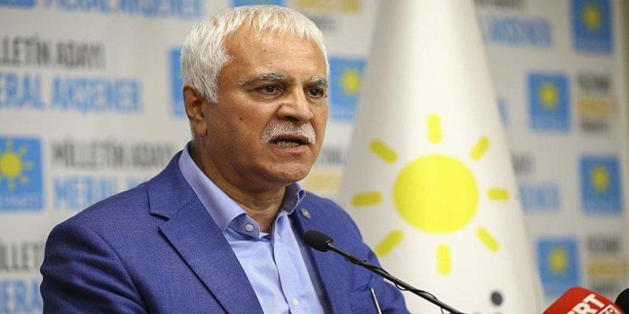 İYİ Parti Teşkilat Başkanı Aydın: MHP bizi davet edecek durumda değil