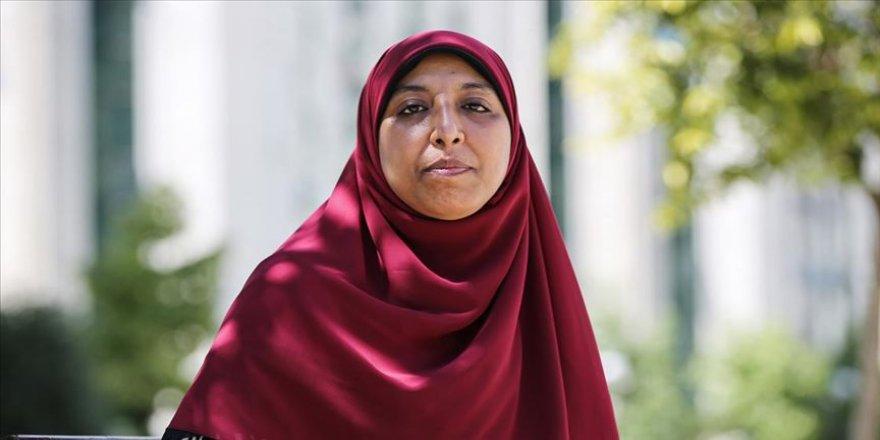 Rabia Meydanı katliamının tanıklarından Gazeteci Hiba Zekeriya o günü anlattı