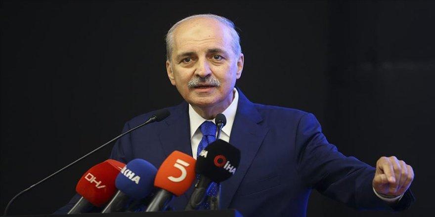 AK Parti Genel Başkanvekili Kurtulmuş: İsrail-BAE anlaşması açık bir ihanettir
