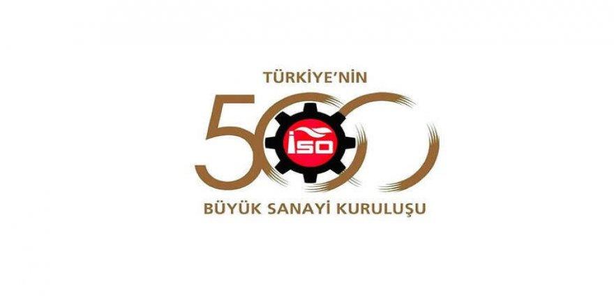 İSO'nun ikinci 500 listesine Gebze'den 46 firma girmeye hak kazandı