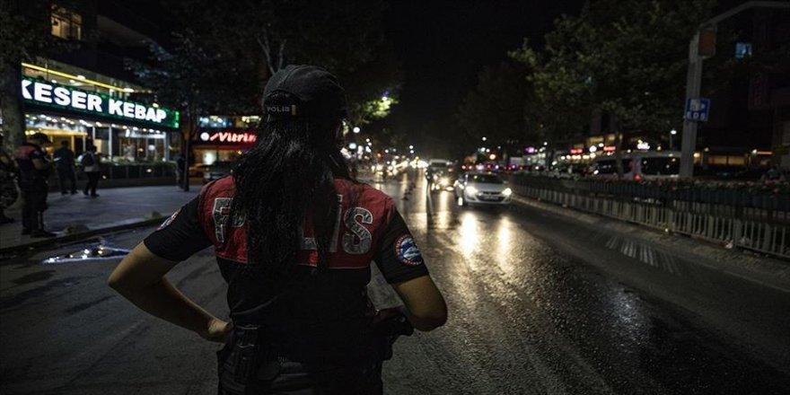 İstanbul genelinde 'Yeditepe Huzur' asayiş uygulaması gerçekleştiriliyor