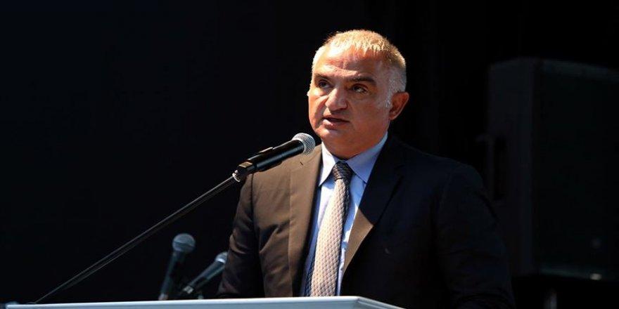 Kültür ve Turizm Bakanı Ersoy: Medeniyetimiz asırlar boyu tüm dünyada mazlumların umudu ve sığınağı olmuştur