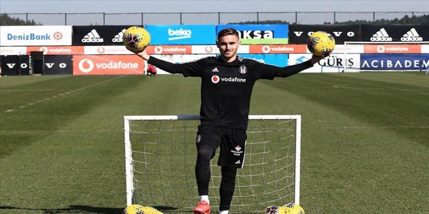 Beşiktaşlı futbolcu Boyd: Beşiktaş'ta oynarsanız hedef bellidir, şampiyonluk