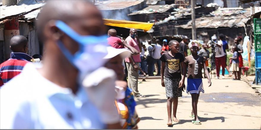 Afrika'da Kovid-19 vaka sayısı 1 milyon 100 bini aştı
