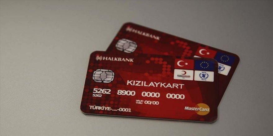 Türk Kızılaydan 'alışveriş kartlarının kaybolduğu' iddialarına yalanlama