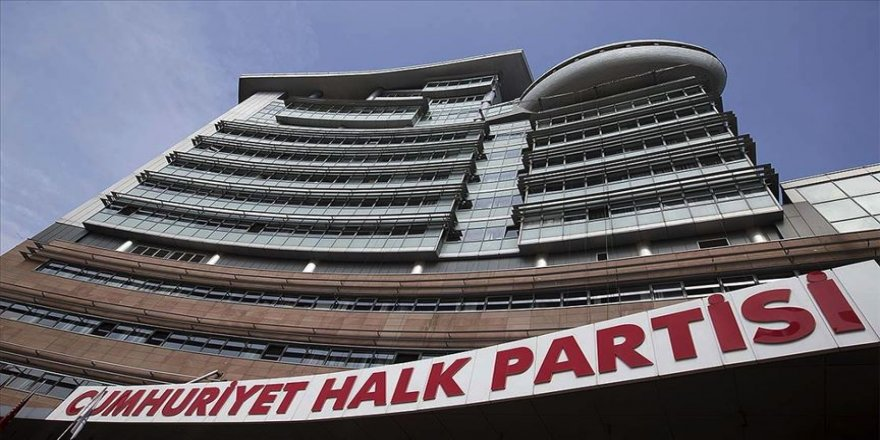 CHP MYK: Hükümeti haklı davalarımızda taviz vermemeye çağırıyoruz