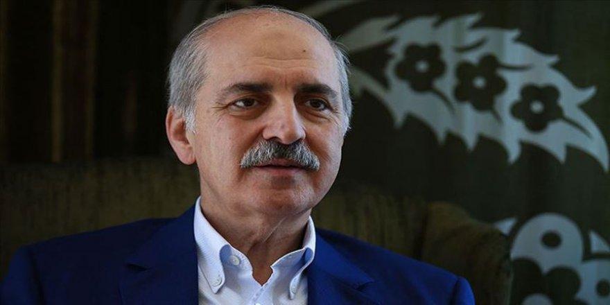 AK Parti Genel Başkanvekili Kurtulmuş, İsrail-Bahreyn anlaşmasını kınadı