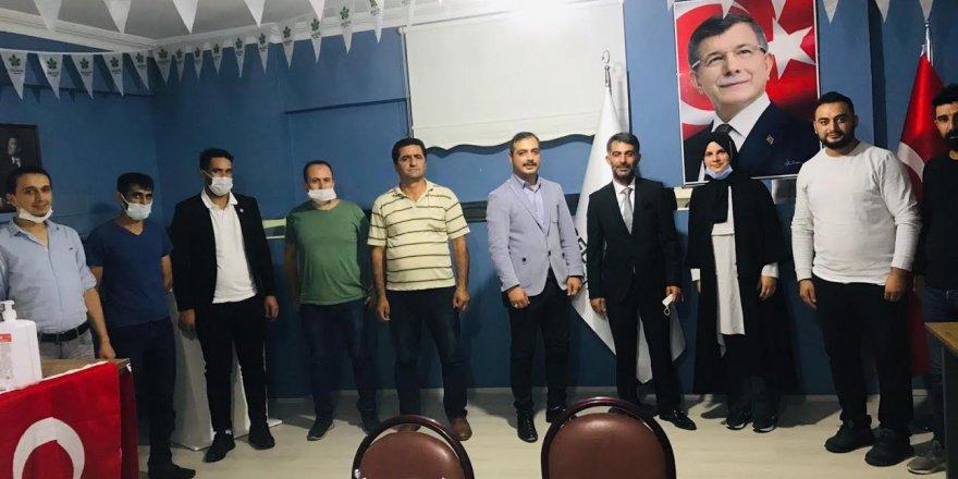 Barış ve Eşitlik Partisi Genel Başkan Yardımcısı Gelecek Gölcük'ü ziyaret etti