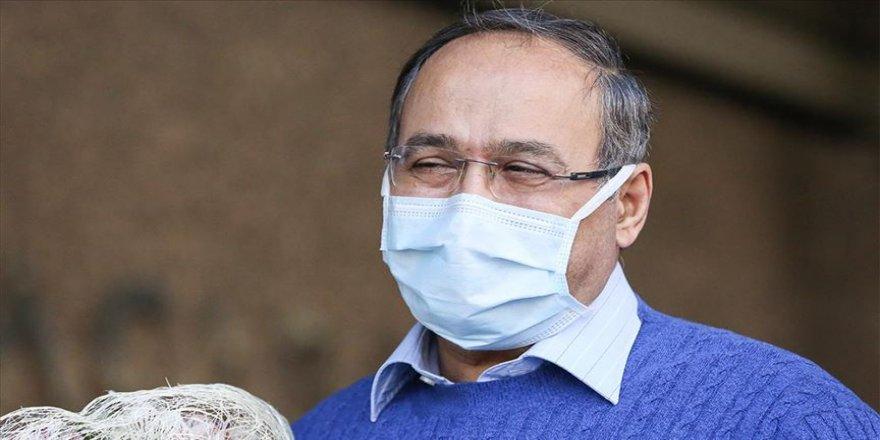 'Beni ölümün eşiğine getiren virüs mücadele azmimi daha da artırdı'