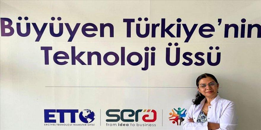 Erciyes Teknopark'ta Sağlık Bakanlığı onaylı zeytinyağı bazlı propolis çalışması yapıldı