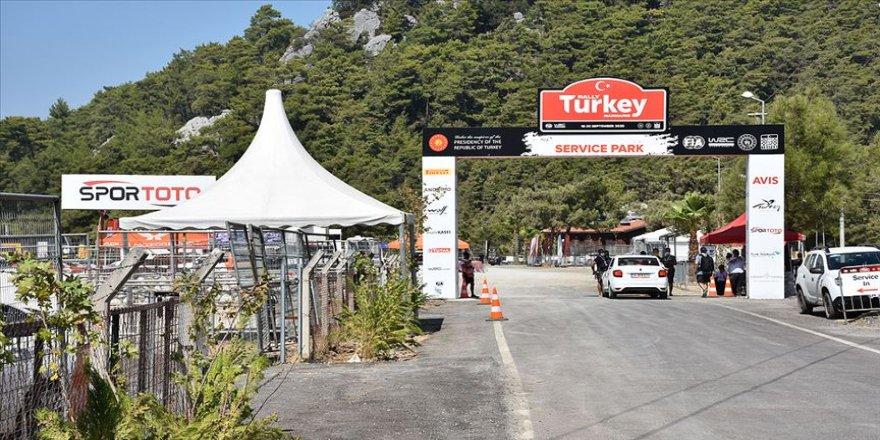 Dünya Ralli Şampiyonası'nın kalbi Marmaris'te atacak