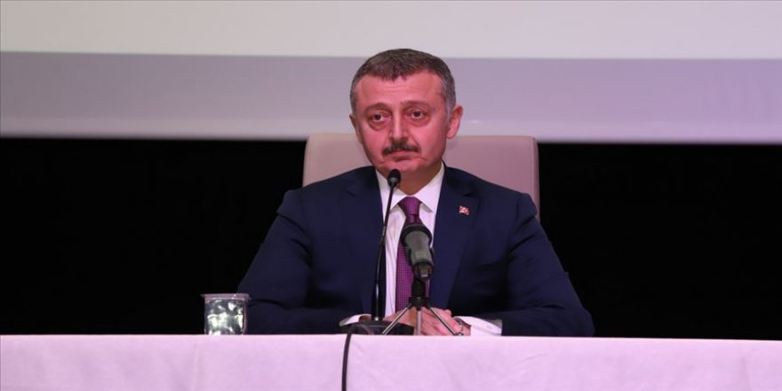 Avrupa Konseyinin çifte standardına Türkiye'den tepki