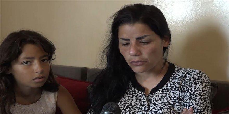 Ölen bebeğini denize bırakmak zorunda kalan göçmen anne: Bizleri Türk askerleri kurtardı