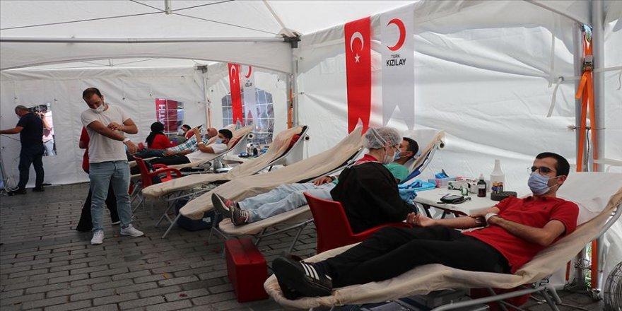 Türk Kızılay: Günlük kan ihtiyacını karşılama noktasında sıkıntıdayız düzenli kan bağışı sürmeli