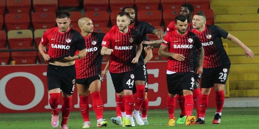 Gaziantep FK, yarın Fatih Karagümrük'ü ağırlayacak