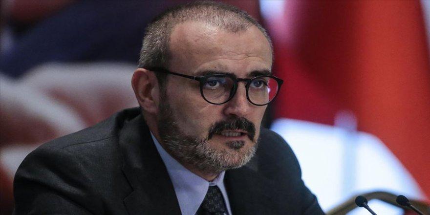AK Parti Genel Başkan Yardımcısı Ünal'dan Cumhurbaşkanı Erdoğan'ı hedef alan Yunan gazetesine tepki