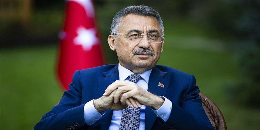 Cumhurbaşkanı Yardımcısı Fuat Oktay'dan Gaziler Günü mesajı