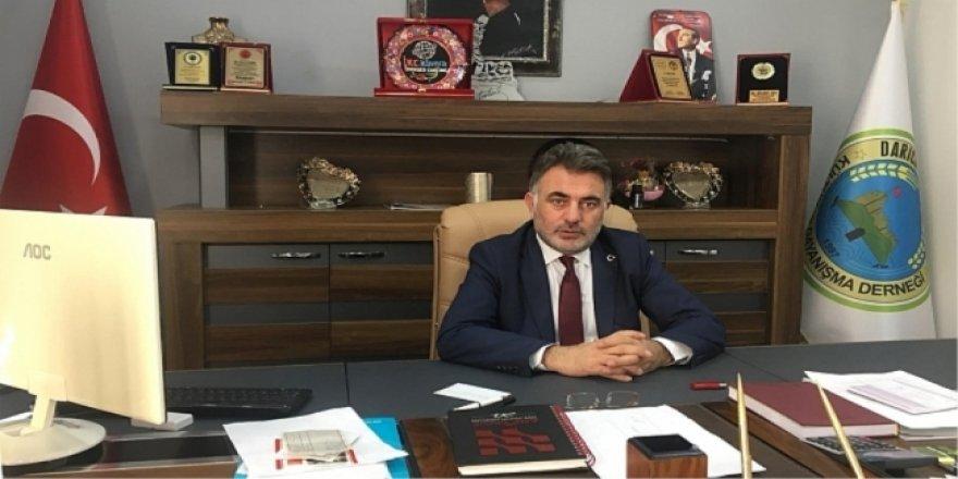 Darıca Ardahan İl Dernek Başkanı Bülent Işık Gaziler Gününü Kutladı