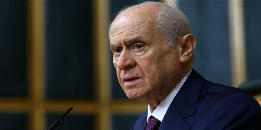 MHP Genel Başkanı Bahçeli: Malul sayılmayan kardeşlerimizin gazilik unvanı mutlaka verilmelidir