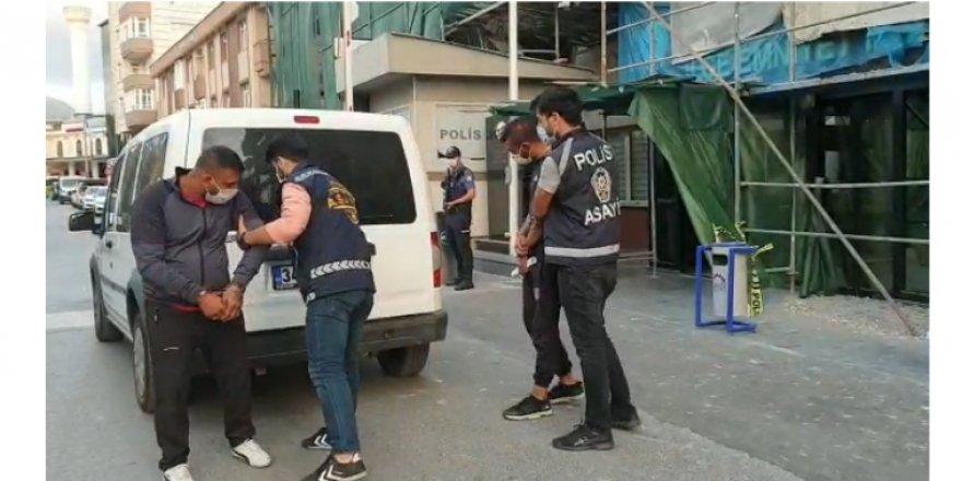 Gebze'de'İş Yerinden Hırsızlık' olayını gerçekleştiren şüpheliler yakalandı