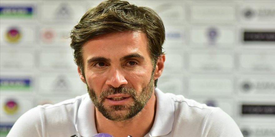 Hatayspor Teknik Direktörü Erdoğan: İnşallah Fenerbahçe maçından iyi bir skorla Hatay'ımıza döneriz