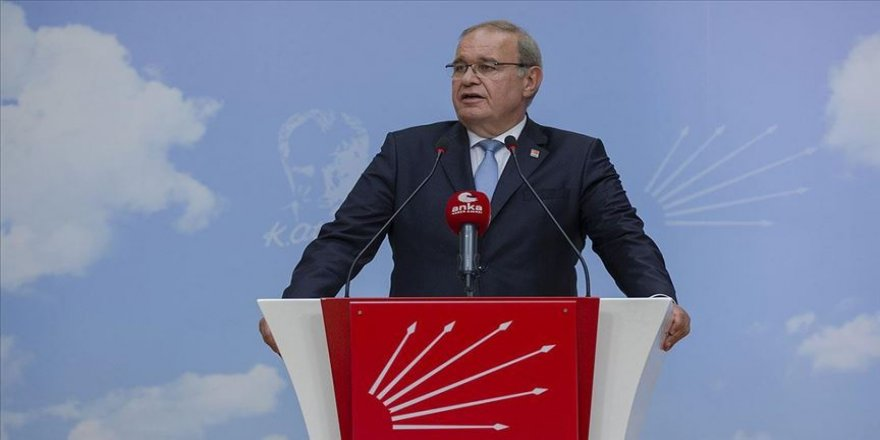 CHP Sözcüsü Faik Öztrak Kovid-19 testinin negatif çıktığını duyurdu