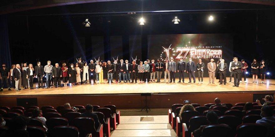 Altın Koza'da en iyi film Ercan Kesal imzalı 'Nasipse Adayız'