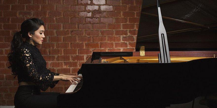 Piyanis ve besteci Tanrıdağlı: Mozart ve Beethoven'dan sonra mutlaka bir türkü çalardım