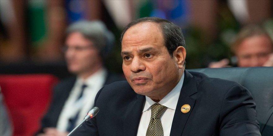 Sisi: Mısır halkının Hedasi Barajı projesiyle ilgili endişesinde ciddi artış var